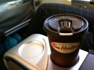 Cup Holder! Tee Hee!